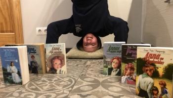 Ko tu tagad lasi? Klausītāji stāsta par grāmatām uz naktsgaldiņa. 2. stāsts