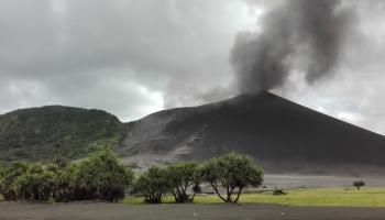 Dzīvesprieks vulkāna pakājē - Vanuatu!