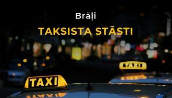 Brāļi | Taksista stāsti - 13.sērija