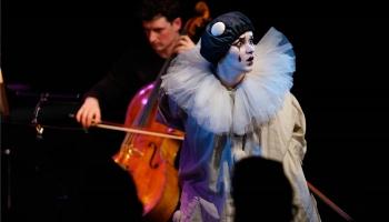 """""""Klasikā"""" pirmoreiz - albums """"Schoenberg. Pierrot lunnaire. Patricia Kopatchinskaja"""""""
