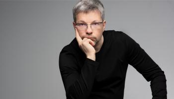 Igauņu diriģents Olari Eltss un LNSO Lielajā ģildē