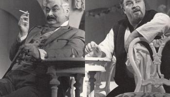 "Eduardo Skarpeti ""Skrandaiņi un augstmaņi"". 1. un 2. daļa"