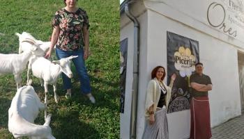 Sazināmies ar Kristīni Pilienu Vandzenē un Kristīni Lāci Tērvetē