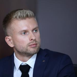 """Organizācijas """"Junior Achievement Latvia"""" vadītājs, Ēnu dienas attīstītājs Jānis Krievāns"""