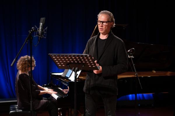 Diānas Ketleres un Paula Putniņa koncerts Latvijas Radio 1. studijā