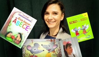 Zelta Pogas sabiedrībai pievienojas rakstniece, dzejniece-bērnu grāmatu autore Evija Gulbe