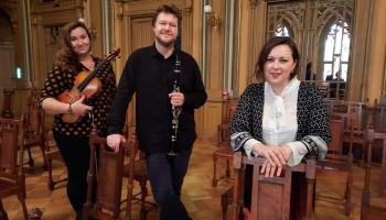 Šūmaņa iedvesmotie - Agnese Egliņa, Guntis Kuzma un Santa Vižine