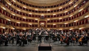 """Milānas operteātra """"La Scala"""" 2020/2021 sezonas atklāšanas koncerts """"Skatīt zvaigznes"""""""