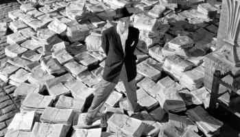 """Nemirstīgais """"Pilsonis Keins"""": atzīmējot Orsona Velsa filmas 80 gadu jubileju"""