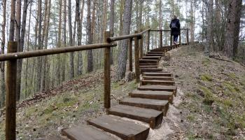 Эколог: природные тропы в Латвии могут стать платными
