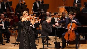 """Bavārijas Radio simfoniskais orķestris un solisti koncertā """"Bēthovena kolekcija"""" Minhenē"""