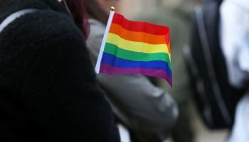 Pride mēneša atklāšana. Intervija ar Mariku Kacari