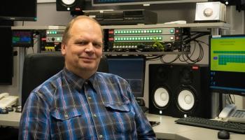 Radio aizkadrā: LR Signālu vadības centra maiņas priekšnieks Guntis Sūniņš