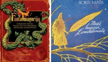 Fantasmagorija (Džūlija Brūsa). Mazā laumiņa Linkatalankata (Horsts Matīss)