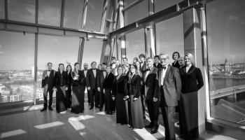 Latvijas Radio kora programma ieskandina Senās mūzikas festivālu