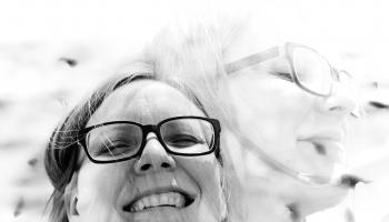 Agnese Aljēna: fotokamera ir turpinājums manai būtībai