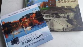 Tapušas jaunas Ludzai veltītas foto grāmatas