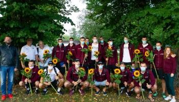 Latvijas volejbolisti izcīnījuši ceļazīmi uz Eiropas čempionāta finālturnīru
