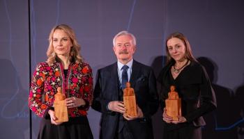 """Elīna Garanča, Anna Laudere, Imants Lancmanis - """"Izcilības balvas kultūrā 2019"""" laureāti"""