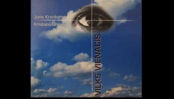 """# 131  Juris Kronbergs, Kristaps Grasis: albums """"Vilks Vienacis"""" (2003)"""