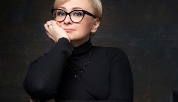 Анна Рябова: Работаю самой собой у самой себя