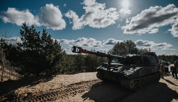 Viens no Latvijā dienošajiem NATO valsts karavīriem saslimis ar Covid-19