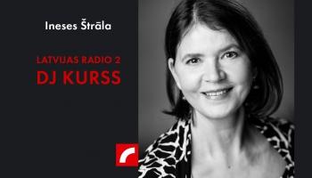 Latvijas Radio 2 DJ kurss Ineses Štrālas vadībā