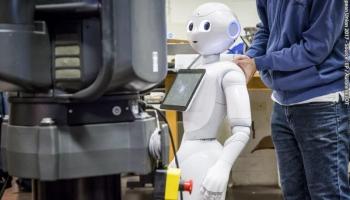 EP diskutē par robotiem un mākslīgo intelektu