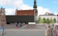 Okupācijas muzeja piebūvi plānotajā termiņā varētu nepabeigt