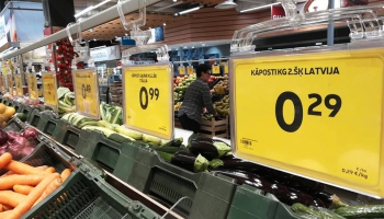 Skaitļi un fakti: Inflācija 12. Saeimas laikā