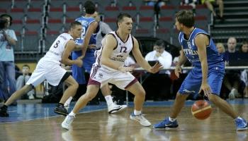 Basketbolistes Guntas Baško ikdiena. Atzinība basketbolistam Rinaldam Sirsniņam