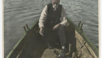 """Fotogrāfijas muzejā atklās Viļa Rīdzenieka izstādi """"Sejas un stihijas"""""""