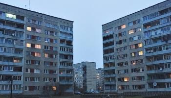 Īres dzīvokļu trūkumu izjūt arī Daugavpilī un Rēzeknē
