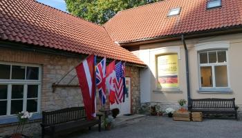 Pasaules latviešu mākslas centra Cēsīs darbība