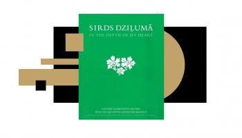 """Ieva Parša, Artis Sīmanis, Ēriks Kiršfelds un Kristīne Adamaite albumā """"Sirds dziļumā"""""""