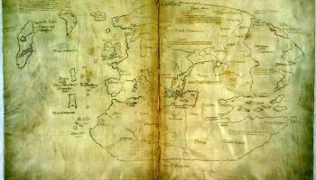 """10. oktobris. """"Vīnlandes kartes"""" jautājumi"""