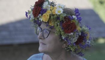 Tapusi dokumentāla filma par dzejnieci Māru Zālīti