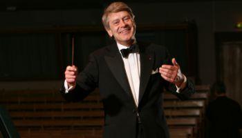 LSO un maestro Imants Resnis Antona Bruknera Ceturtajā simfonijā (2003)