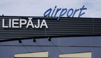Liepājas lidosta jebkurā mirklī gatava nodrošināt regulāros avioreisus