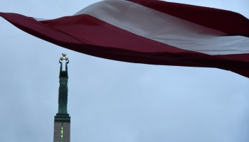Латвия на международной арене: достижения 30 прошедших лет