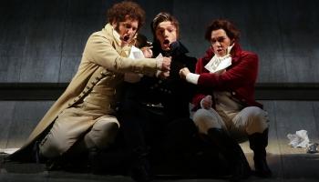 """Dž. Rosīni opera """"Turks Itālijā"""" Milānas operteātrī """"La Scala"""" 22. februārī"""