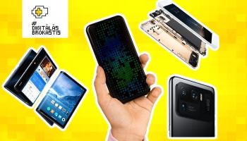 Galvenās tendences mobilo telefonu piedāvājumā 2021.gadā