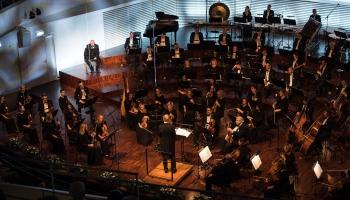 Liepājas simfoniskais orķestris aicina uz 140. sezonas noslēguma koncertu