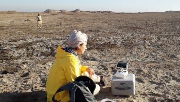 Arheoloģiskie pētījumi Tuvajos austrumos un Karību reģionā