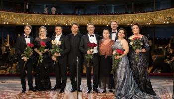 """LNOB sezonas noslēguma Galā koncerts """"Operas zvaigžņu vasara"""""""