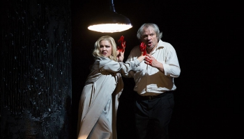 """Džuzepes Verdi opera """"Makbets"""" Ņujorkas Metropoles operā (2019)"""