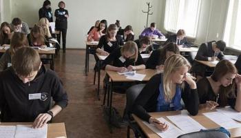 Skolēni kritizē noteikto eksāmenu grafiku