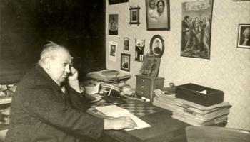 """Emilis Melngailis un Modesta Musorgska opera """"Boriss Godunovs"""""""