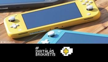 Nintendo radījuši Switch Lite - lētāku un vienkāršāku spēļu konsoles versiju