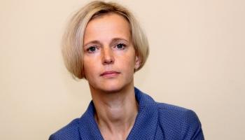 Latvijas Māsu asociācijas prezidente Dita Raiska